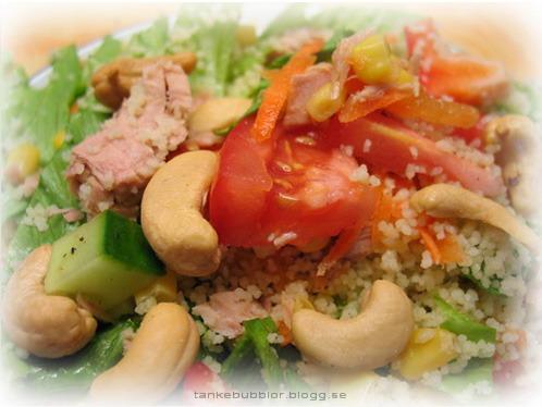 couscous sallad