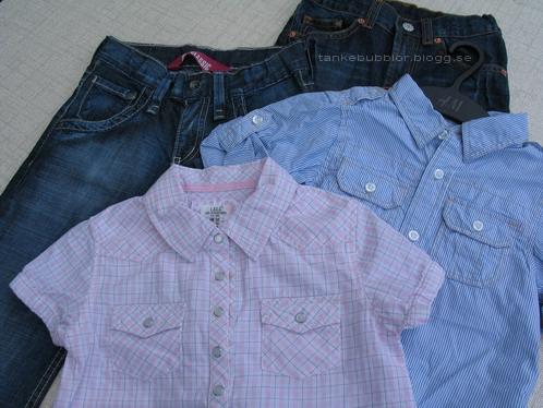HM kläder