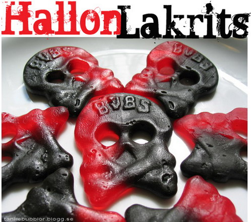 hallon-lakrits