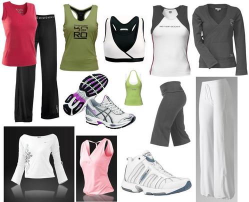 träningskläder