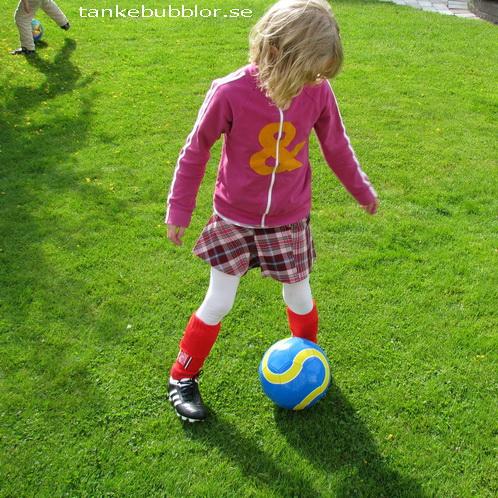 fotbollstjej