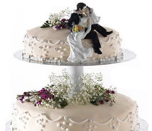 bröllopstårta wedding cake topper