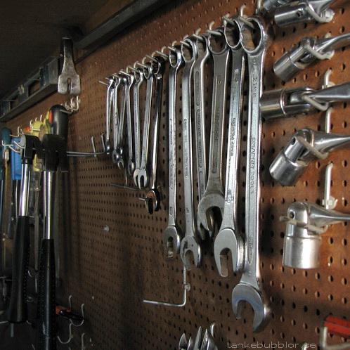 verktyg u-ringnycklar