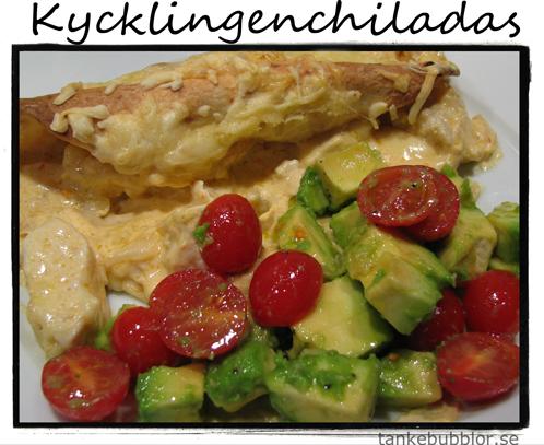 kyckling-enchiladas