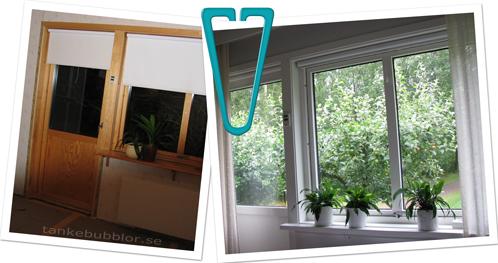 vita fönster