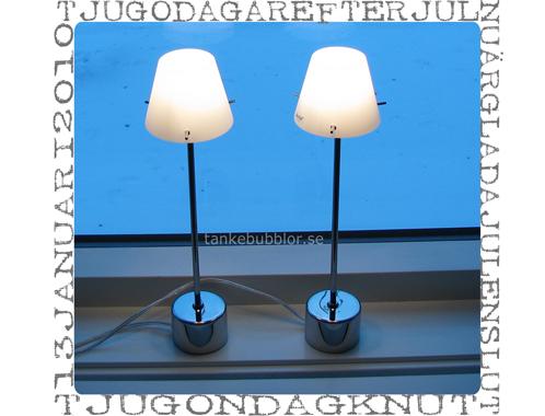 Gil lampa