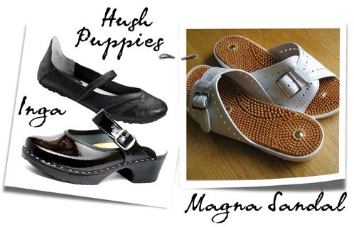 skor sandaler