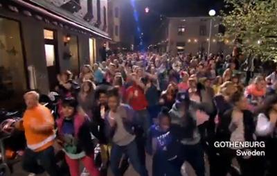 esc flashmob