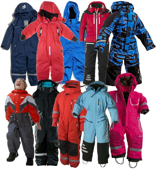 overaller barnkläder