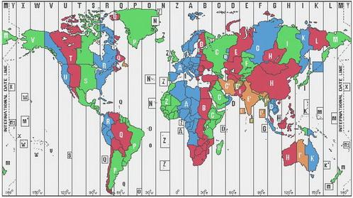 tidszoner