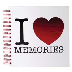 I love memories