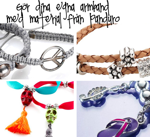 Panduro hobby armband