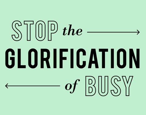 stop busy