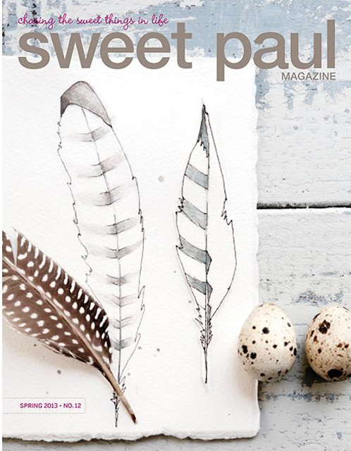sweet paul