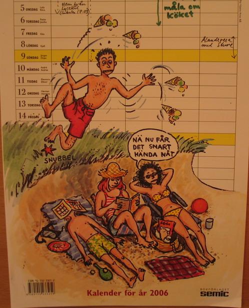 kalender för 2006