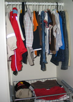 lillens garderob