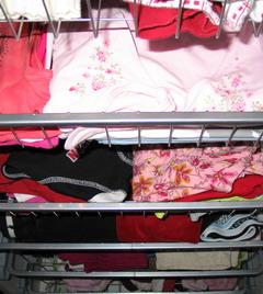 tösens garderob