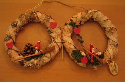 julkransar