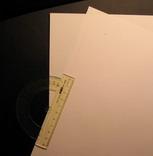 lutar på pappret