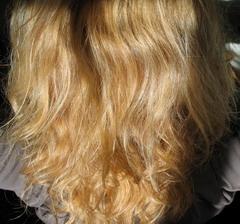 Nillas hår