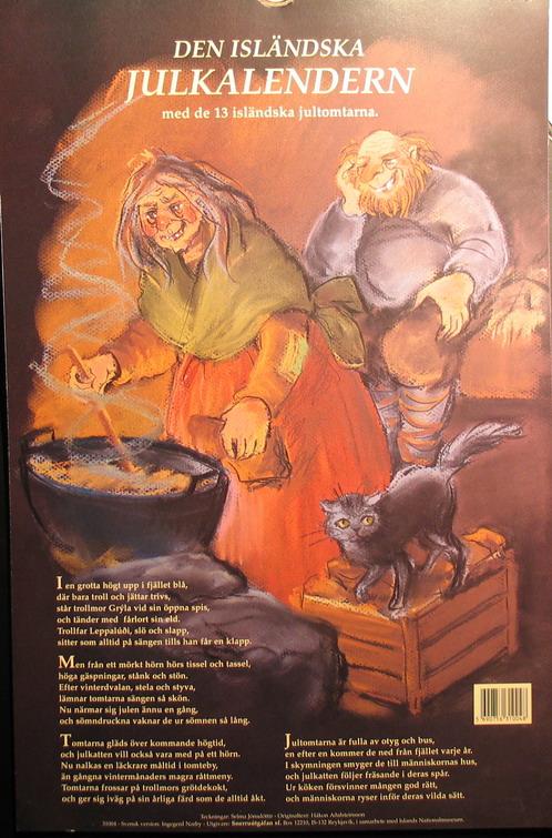 isländskajulkalendern