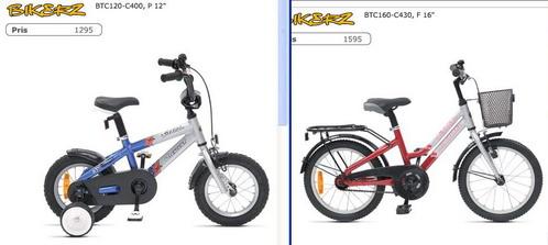 cyklar cresent