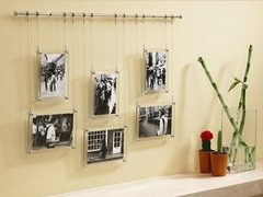 Trapeze Photo Frame
